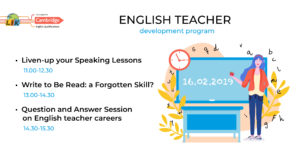 English Teacher Development Program